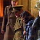 Keira Knightley – Filming For the Movie 'The Aftermath' in Prague, Czech Republic 1/16/ 2017 - 454 x 681
