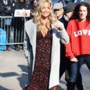 Denise Richards – Arrives at Good Morning America in New York City - 454 x 679