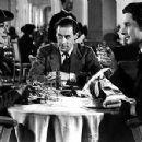 Robert Donat, Rosalind Russell & Rex Harrison