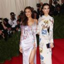 Emily Ratajkowski China Through The Looking Glass Costume Institute Benefit Gala In Nyc