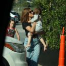 Eva Mendes – Out in Los Angeles