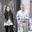 Ana De la Reguera and Jorge Ramos - 133 x 200