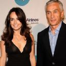 Ana De la Reguera and Jorge Ramos - 300 x 400