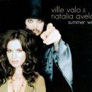Ville Valo and Natalia Avelon - 454 x 384