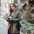 Sarah Jessica Parker – Filming 'Divorce' Season 3 in NY
