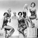 The Goldwyn Girls From 'Guys & Dolls'-1955-June Kirby, Jann Darlyn, Larri Thomas, Madelyn Darrow & Barbara Brent