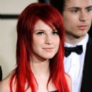 Hayley Williams and Josh Farro - 370 x 500