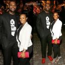 LeBron James and Savannah Brinson - 454 x 455