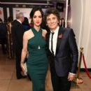 Ronnie Wood and Sally Wood attend The Tusk Conservation Awards at Banqueting House on November 08, 2018 in London, England - 400 x 600