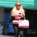 Khloe Kardashian – Leaving a studio in LA