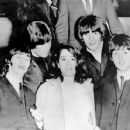 Eleanor Bron & The Beatles - 454 x 372