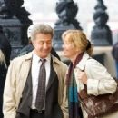 Dustin Hoffman and Emma Thompson