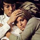 Dustin Hoffman and Susan George