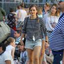 Emma Watson British Summertime Festival In London
