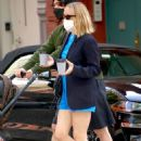 Chloe Sevigny – Steps out for a stroll in Soho – New York