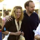 Paul Giamatti and Virginia Madsen