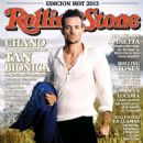 Chano Moreno Charpentier - Rolling Stone Magazine Cover [Argentina] Magazine Cover [Argentina] (1 February 2013)
