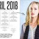 Candice King – NKD Magazine (April 2018) adds - 454 x 296