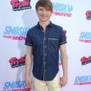 Calum Worthy - Smosh: The Movie Premiere - 347 x 600