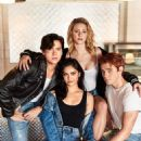 Lili Reinhart and Cole Sprouse - Entertainment Weekly Magazine Pictorial [United States] (22 September 2017)