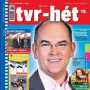 Gábor Gundel Takács - Tvr-hét Magazine Cover [Hungary] (18 March 2013)