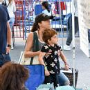 Selma Blair at Farmer's Market Sunday, October 16, 2015 - 454 x 563