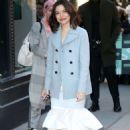 Miranda Cosgrove – Arrives at AOLBuild studios in New York City - 454 x 668