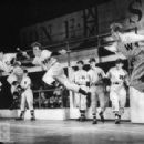 TIMMY EVERETT ON BROADWAY IN ''DAMN YANKEES''