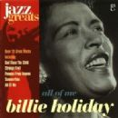 Jazz Greats, Volume 1: Billie Holiday: All of Me