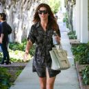 Kate Walsh Out and About In West Hollywood