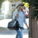 Ashley Tisdale Style Out and About In Studio City