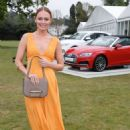 Laura Haddock – Audi Polo Challenge – Day One in Ascot - 454 x 662
