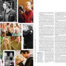 Kristen Bell - Chatelaine Magazine - October 2010