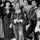 Leslie Howard, Basil Rathbone & Irving Thalberg