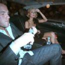 Paris Hilton & Doug Reinhardt Leave Wolseley Restaurant In London - 04/15/09