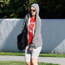Mischa Barton - Leaves The Gym In Beverly Hills, CA, 2010-05-07
