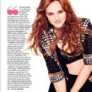 Leighton Meester Cosmopolitan UK October 2012 - 454 x 627