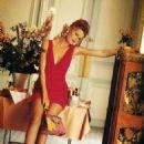 Claudia Schiffer - Vogue Magazine Pictorial [Germany] (January 1991) - 454 x 630