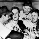 Winning the 1945 National League Pennant - 350 x 250
