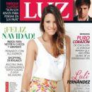 Luli Fernández - Luz Magazine Cover [Argentina] (22 December 2013)