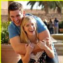 Heather Morris and Taylor Hubbell - 300 x 300