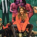 Gigi Hadid - W Magazine Pictorial [United States] (November 2016)