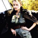 Lara Stone - Vogue Magazine Pictorial [United States] (January 2011) - 454 x 625