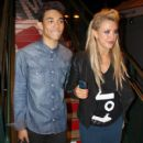 Roshon Fegan and Chelsie Hightower - 410 x 594
