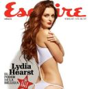 Lydia Hearst For Esquire Mexico October 2014