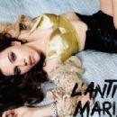 Scarlett Johansson Vogue Magazine April 2009 Pictorial Photo - France