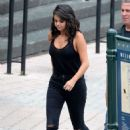 Selena Gomez Leaving A Casino In New Orleans