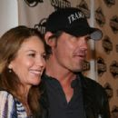Diane Lane and Josh Brolin at opening night of Outfest 2009
