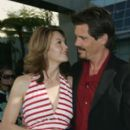 """Diane Lane and Josh Brolin at the premiere of """"Under the Tuscan Sun"""""""
