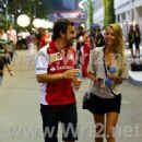 Kapustina @ Singapore Grand Prix 2014 - 454 x 659